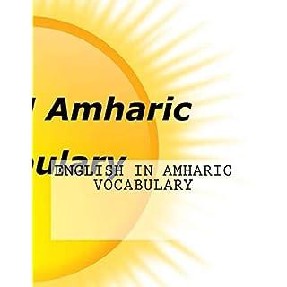 LEARN ENGLISH & Amharic vocabulary (English Edition)