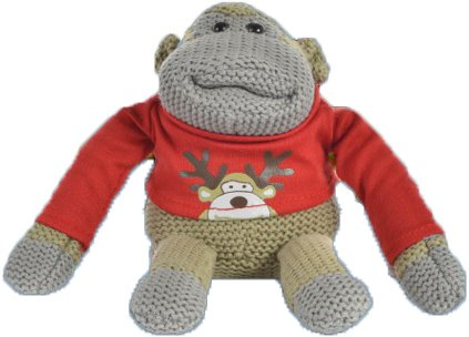 itc-scimmietta-beanie-in-versione-natalizia
