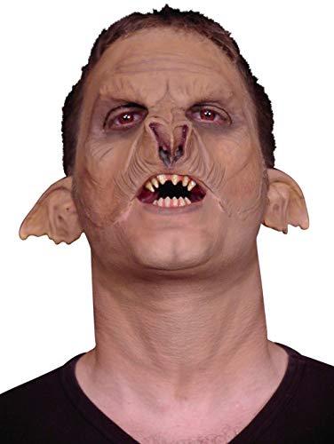 Latex Maske (Larp Kostüm Anleitung)