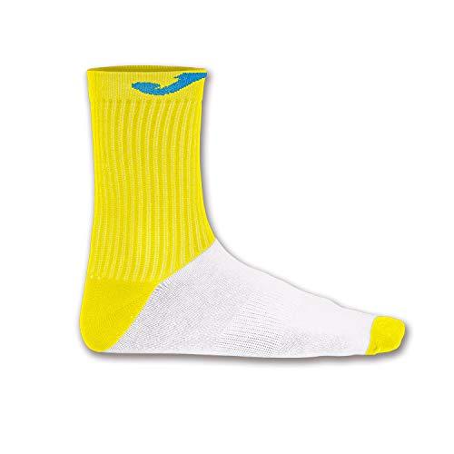 Calcetines amarillos joma de fútbol, Color Amarillo