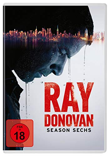 Ray Donovan - Season 6 [4 DVDs] Serie Dash
