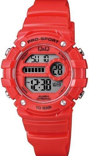 Q&Q M154J004Y Regular Digital Watch For Unisex