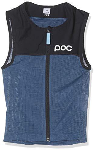 POC VPD Air Vest Jr Rücken Protektor, Cubane Blue, Large