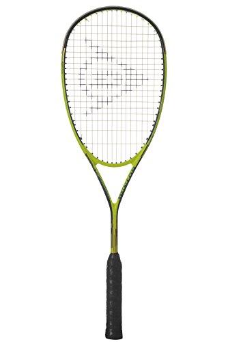 DUNLOP Precisión Ultimate Raqueta Squash de Tenis, Unisex Adulto, flúor, Talla Única