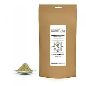 Centifolia - Extraits de Plantes - Henné Châtain Caramel