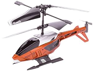 84620 Silverlit Blu-Tech ferngesteuert 3-Kanal Helikopter über I-Phone mit Gyro, farblich sortiert