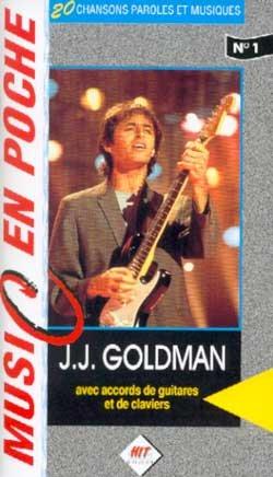 Goldman (music en poche n° 1) par goldman JJ