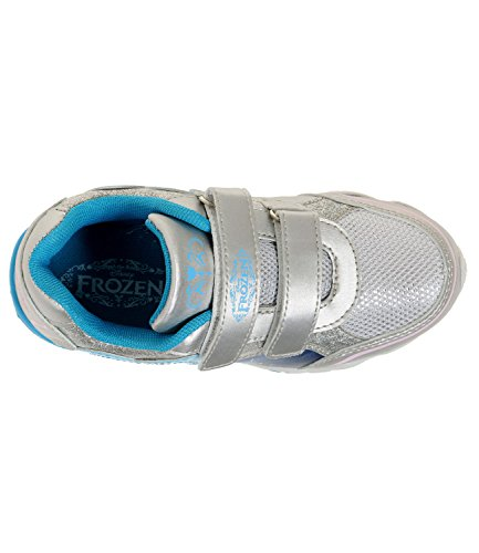 Disney La Reine des neiges Fille Sneaker 2016 Collection - bleu Bleu