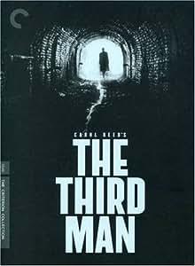 Criterion Collection: Third Man [DVD] [1949] [Region 1] [US Import] [NTSC]