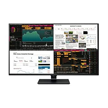 "LG 43UD79 Monitor da 43"" 4K UltraHD LED IPS, 3840 x 2160, Multitasking, Display Port, 4 HDMI, USB-C, RS232, 2 Altoparlanti da 10 W, Multiscreen PBP Fino a 4 Sorgenti, Nero"