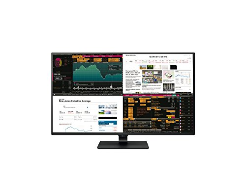 LG IT Products 43UD79-B 107,98 cm (42,51 Zoll) Monitor (IPS, 4K, 4x HDMI, 5ms Reaktionszeit) - Led-monitor-panel