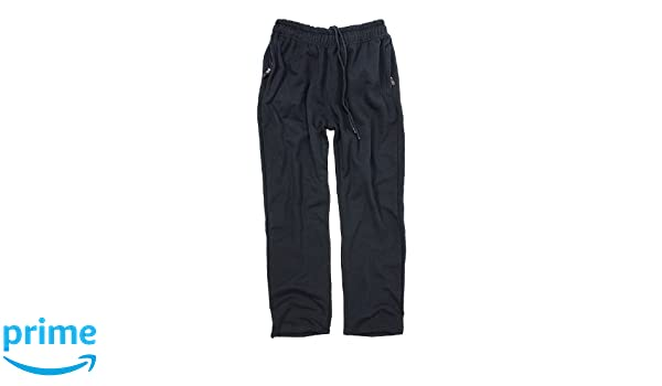 Mens Bottoms Rockford D555 Duke Big King Sizes Running Joggers Fleece Lined New