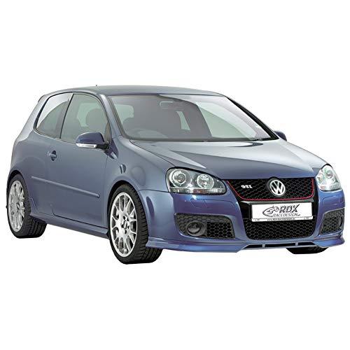 Frontspoiler Golf V GT/GTi/GTD/Variant/Jetta 03- (ABS)