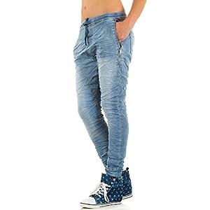 Damen Jeans, PLACE DU JOUR USED BOYFRIEND, KL-J-90138-C