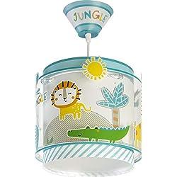 Dalber lampe suspension enfant Little Jungle Animaux