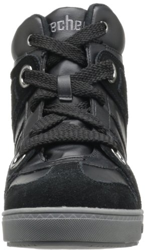 Skechers  KicksTekkies,  Sneaker donna Nero (Schwarz (BLK))