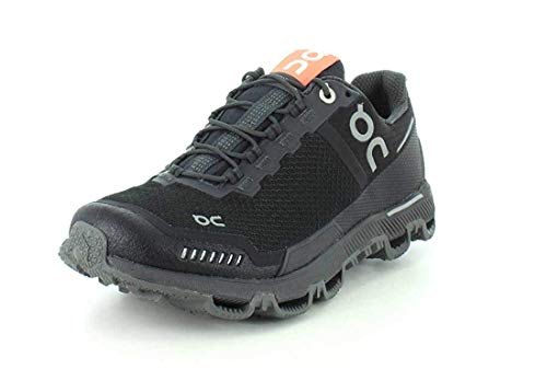 On Running Cloudventure Waterproof W Black Dark 40.5