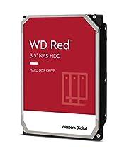 """WD WD30EFAX RED Unità Interna per NAS da 3 TB, 5400 Giri/Min, SATA 6 Gb/s, SMR, 256 MB di Cache, 3.5"""""""