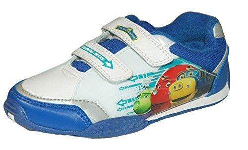 Jungen Chuggington Honking Schuhe Sportschuhe mit Klettverschluss ( 22)