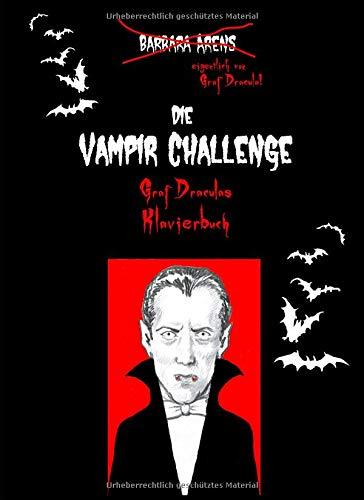 Die Vampir Challenge: Graf Draculas Klavierbuch