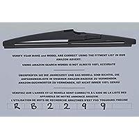 Limpiaparabrisas trasero de ajuste exacto RB2299