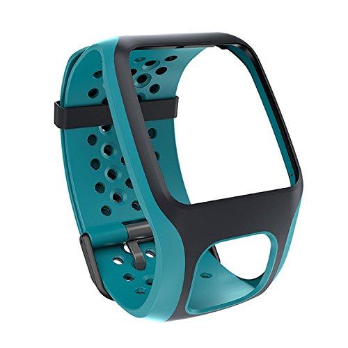TomTom Armband GPS Uhr, Türkis, One size, 9URS.001.02