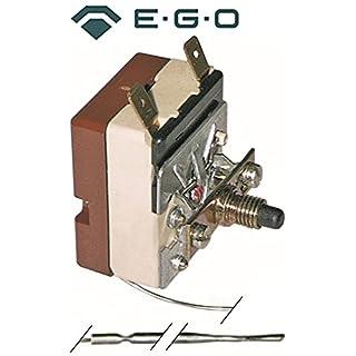 EGO Sicherheitsthermostat 55.13563.020 passend für Convotherm, Alto-Shaam max. Temperatur 340°C 1-polig Fühler ø 3,1mm x 201mm