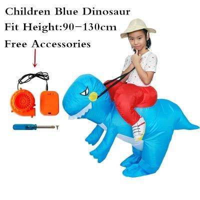 Hiswill 2018 aufblasbare kostüme Erwachsener Kinder Fan - t - rex - Gorilla - Sumo