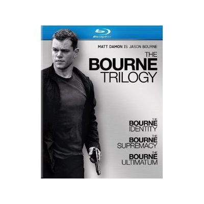 The Bourne Identity / Bourne Supremacy, The / Bourne Ultimatum, The [3Blu-Ray] [Region B] (IMPORT) (Keine deutsche Version) (Ultimatum Blu-ray Bourne Das)