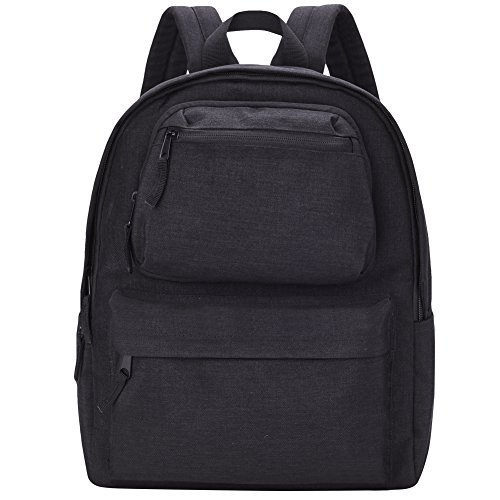 Dtown Classic Waterproof College School Backpack for Women Men Teen Girls  Boys Youth 650bc3df2db6a
