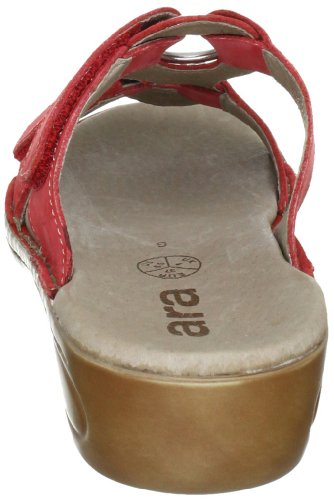 ara Hawaii-Ang 2-37273-06, Zocconi donna Rosso (Rot (rosso))