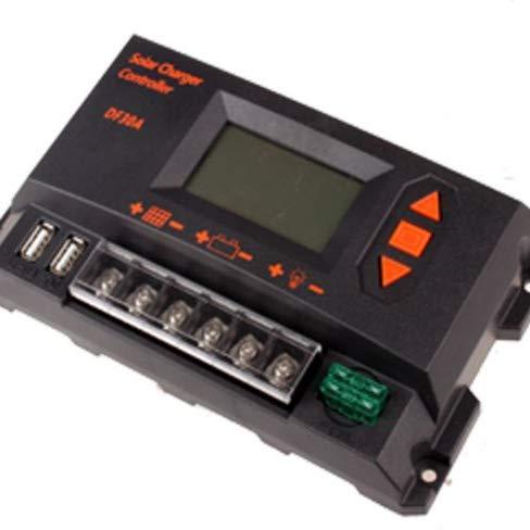 30a 40a automatische Spannungsregler Pwm 48V 24V 12V Solarpanel aufladen -