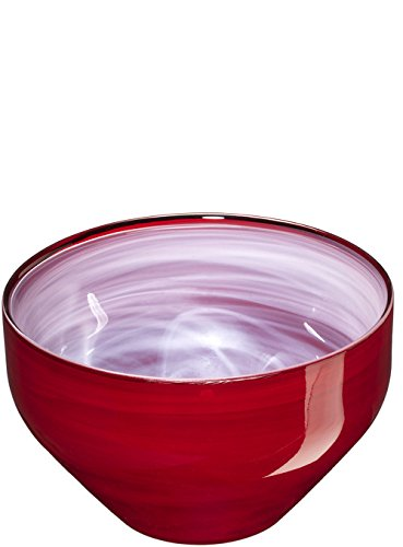 SeaGlassware Petit Bol Rouge