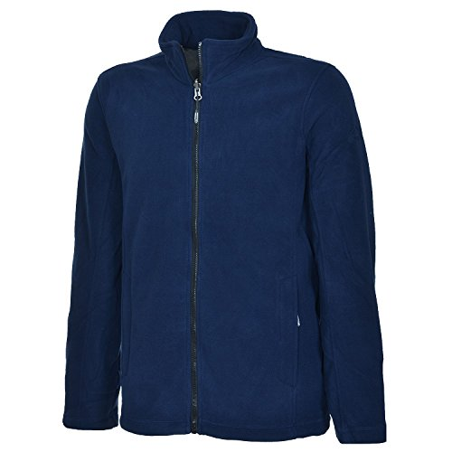 MCKINLEY - Veste polaire WHITE MOUNTAIN 2 by - Navy Dark