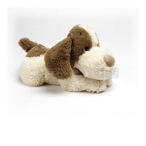 WAERME STOFFTIER Beddy Bear Hund Boris hellbraun 1 St