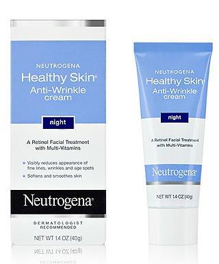 Neutrogena Healthy Skin Anti-Wrinkle Cream, NIGHT Formula -USA
