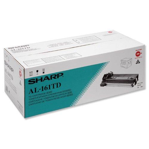 Great Buy for Sharp Copier Toner Cartridge Black Ref AL161TD Special