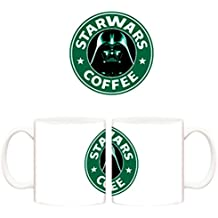 Taza Star Wars coffee logo Starbucks