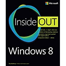 Windows 8 Inside Out 1st edition by Northrup, Tony (2012) Paperback