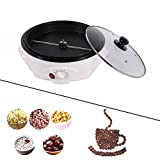 1200 W Coffee Bean Roaster 1500 g torréfacteur Home Cafe NUTS petit ménage 220 V Machine de...