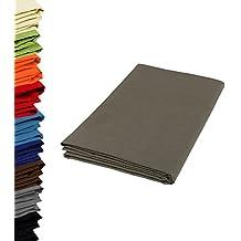 Hoy 201514 Bronce algodón plana Hoja de 180 x 290 cm