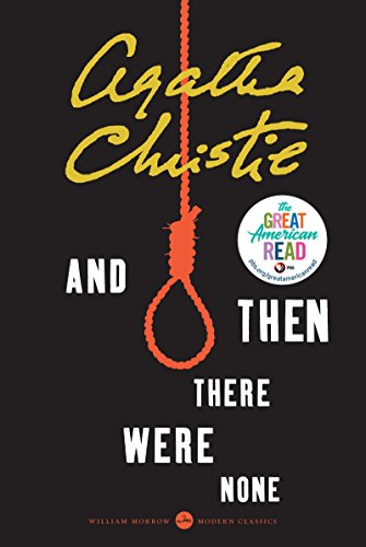Book cover for And Then There Were None