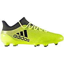 adidas X 17.1 FG, Botas de fútbol para Hombre
