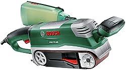 Bosch Bandschleifer PBS 75 AE Set (750 Watt, im Koffer)