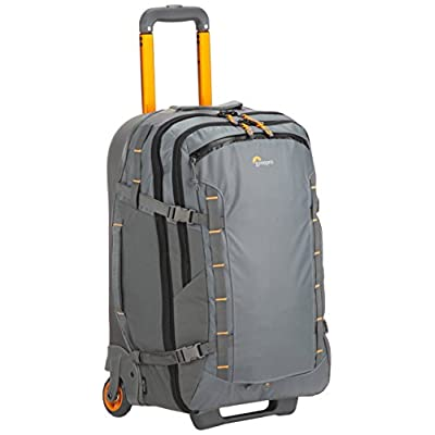 Lowepro Highline Roller Case X400 AW, 55cm, 37l (Grey) - suitcases
