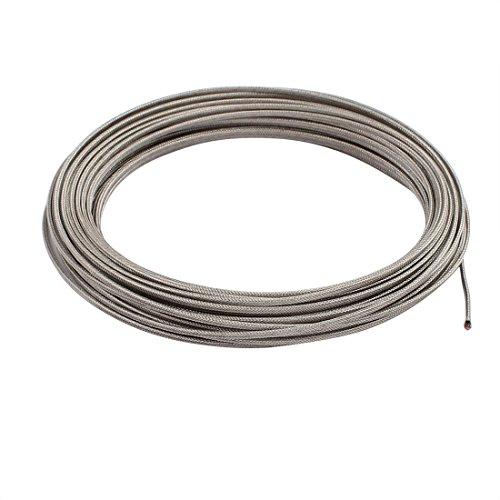 sourcingmap 2mm Dmr Temperatur Sensor Sonde Prüfer K Typ Thermoelement Draht Kabel 18m Länge DE de -