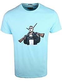 Weekend Offender - Camiseta - camisetas - Básico - Manga corta - para hombre