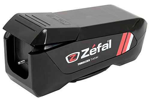 Zefal 430005Pumpe zu Fuß für Reifen Unisex Erwachsene, schwarz