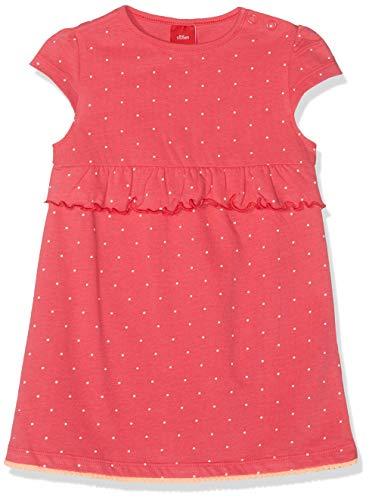 en 65.904.82.2875 Kleid, Rot (Pink AOP 45a2), Herstellergröße: 68 ()
