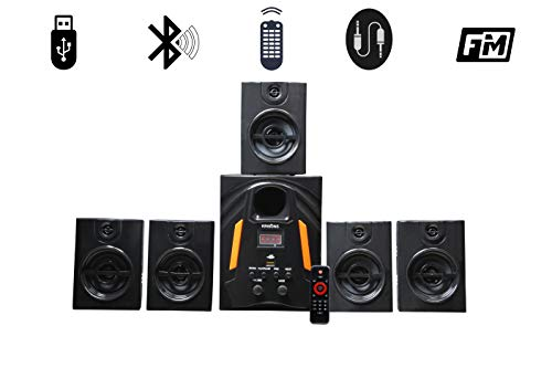 Krisons Jazz 5.1 Bluetooth Home Theater